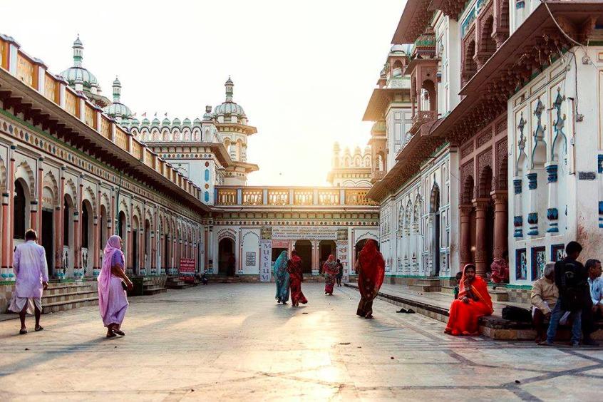 Janki Mandir- Janakpur