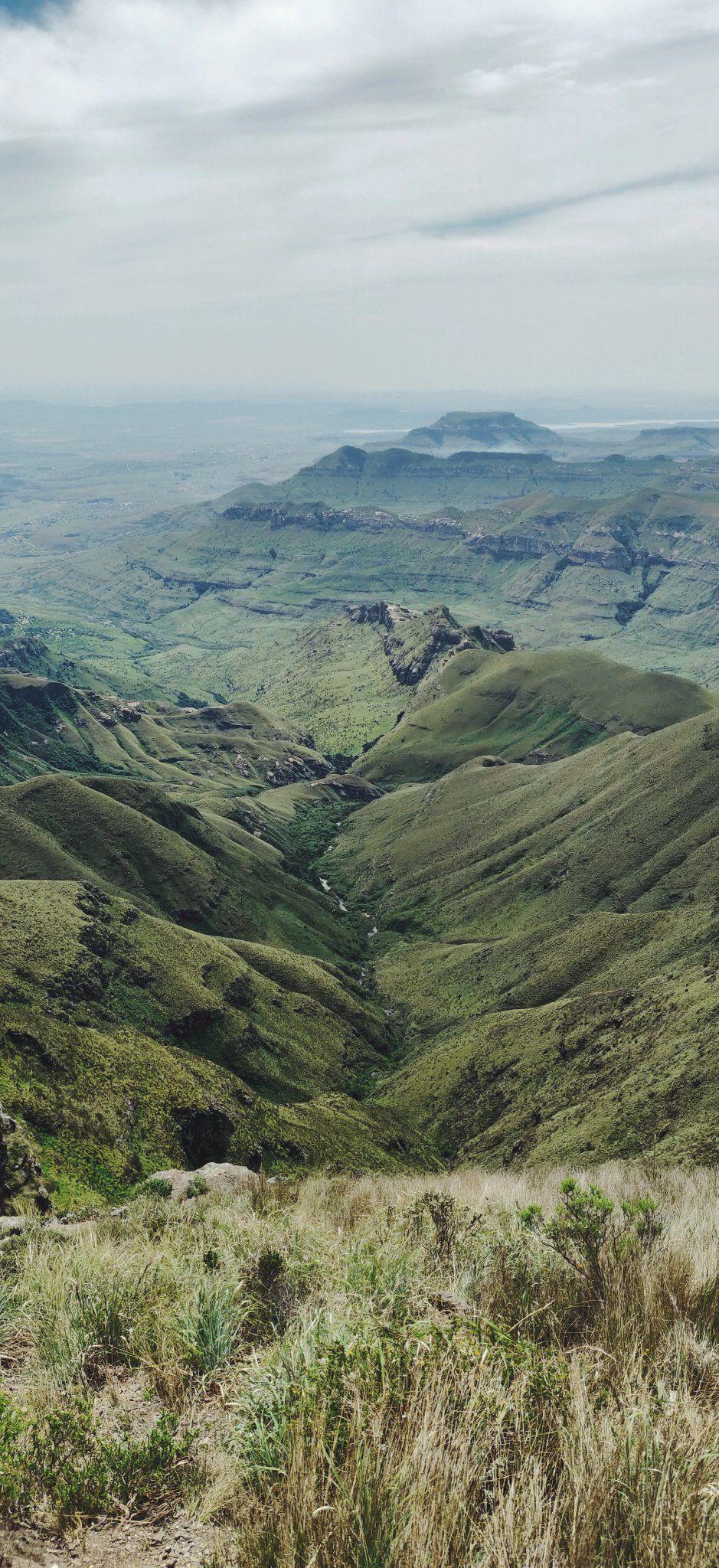 Drakensberg beklimmen Zuid-Afrika