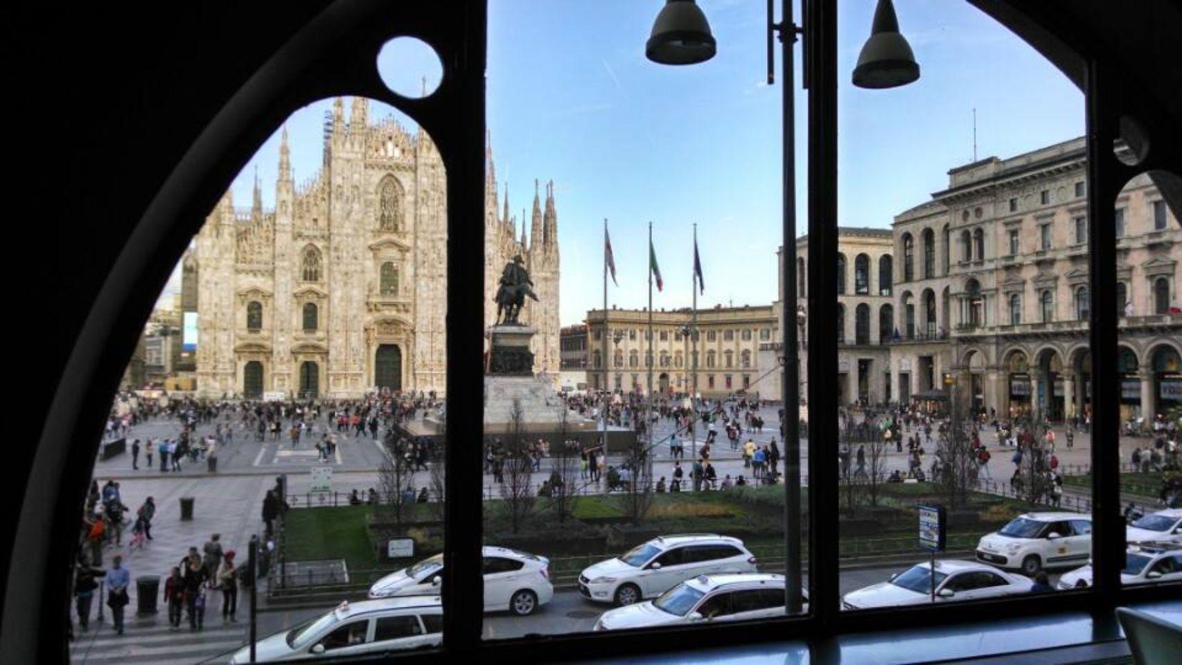 Mcdonald S Milano Duomo Italy Polarsteps